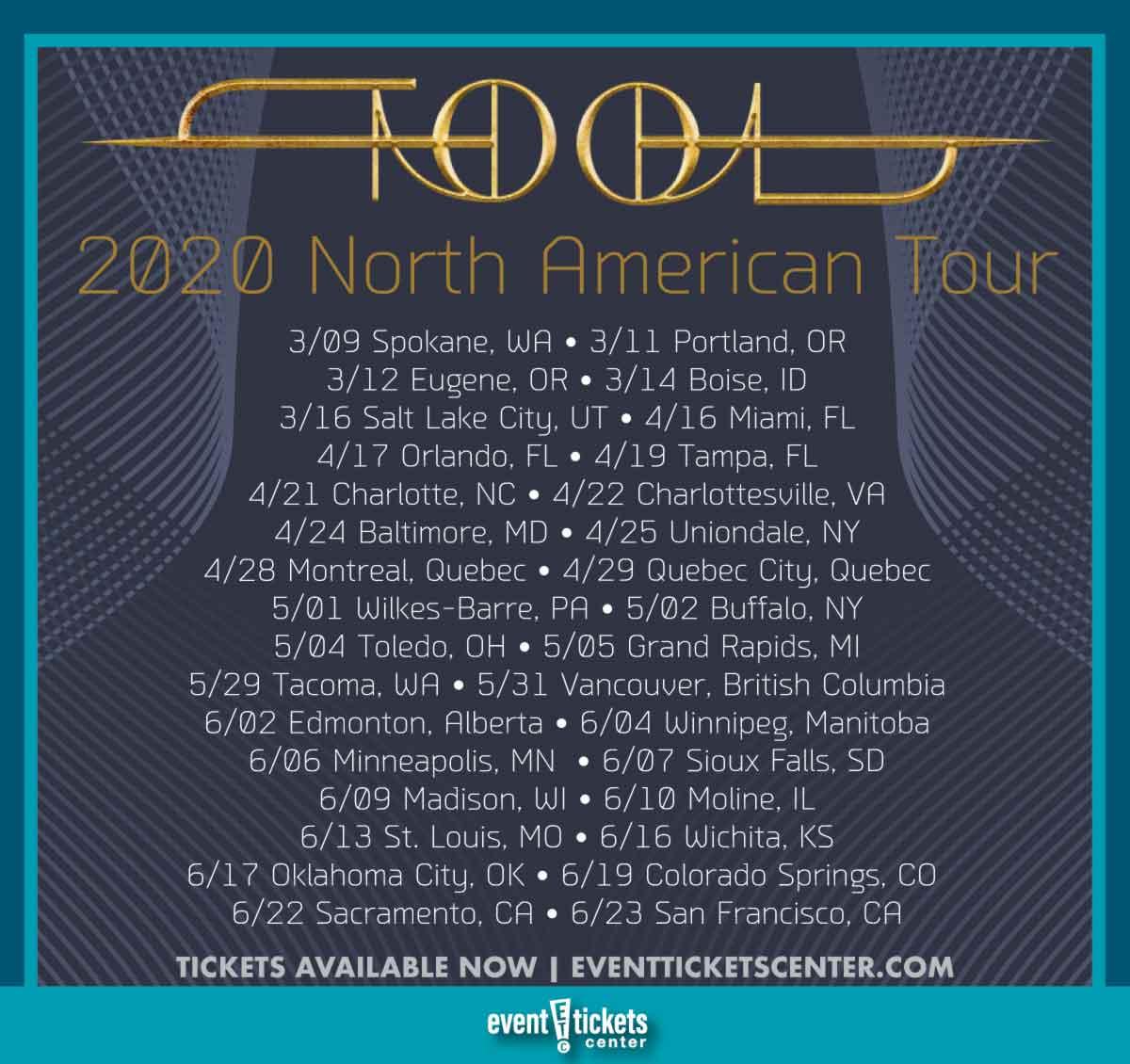 Tool tour 2020